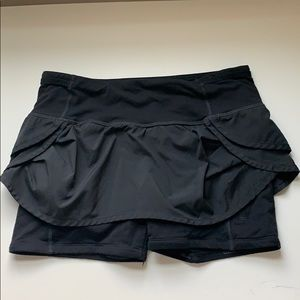 Lululemon run speed squad skirt